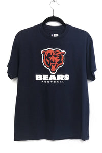 NFL TEAM APPAREL Camiseta Azul Chicago Bears Talla M