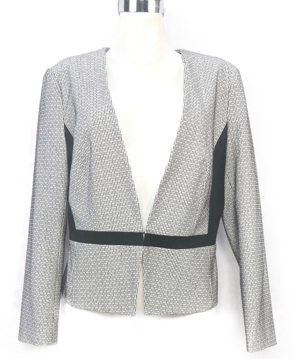 GET IT ON Blazer Gris Talla L