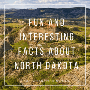 Interesting and fun facts about North Dakota