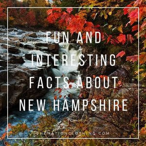 Interesting and fun facts about New Hampshire