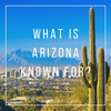 What is the state of Arizona known for?