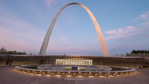 arch of st louis