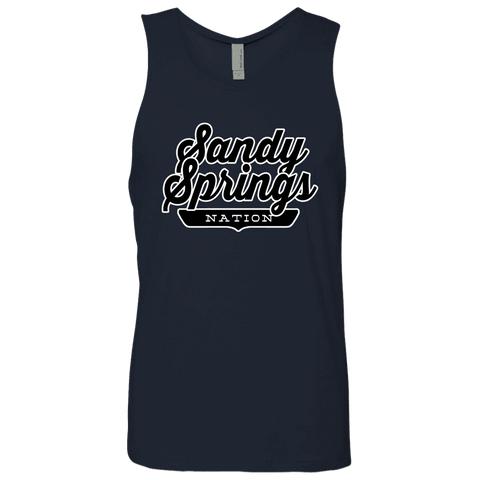 Sandy Springs Tank Top - The Nation Clothing