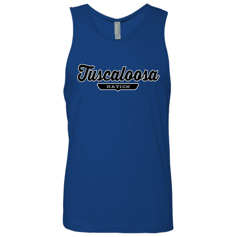 Tuscaloosa Tank Top - The Nation Clothing