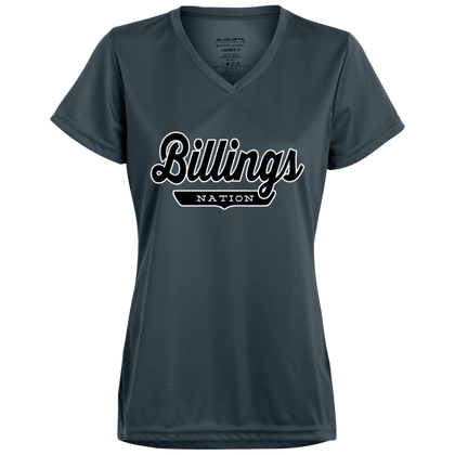 Billings Women's T-shirt - The Nation Clothing