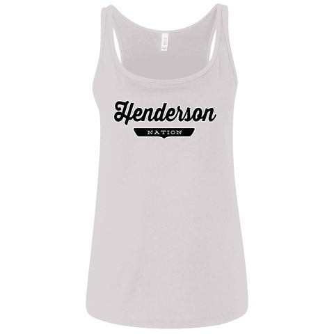 Henderson Women's Tank Top - The Nation Clothing