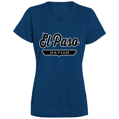 El Paso Women's T-shirt - The Nation Clothing