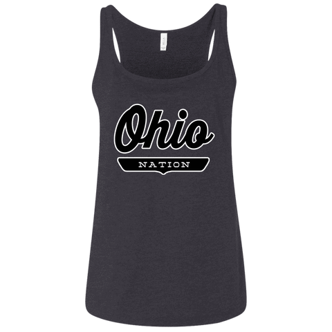 Ohio Women's Tank Top - The Nation Clothing