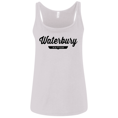 Waterbury Women's Tank Top - The Nation Clothing
