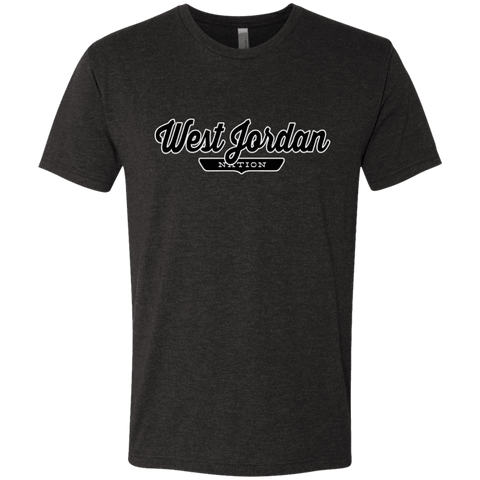 West Jordan T-shirt - The Nation Clothing