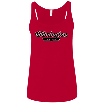 Wilmington Women's Tank Top - The Nation Clothing
