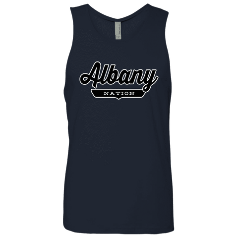 Albany Tank Top - The Nation Clothing
