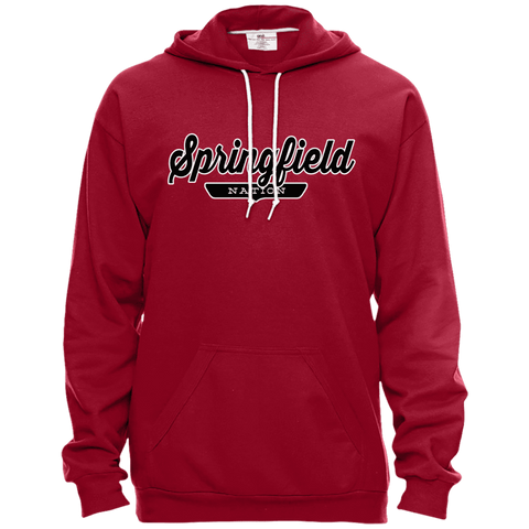 Springfield Hoodie - The Nation Clothing