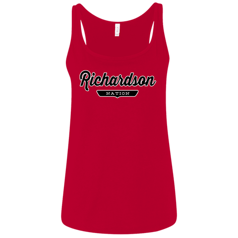 Richardson Women's Tank Top - The Nation Clothing