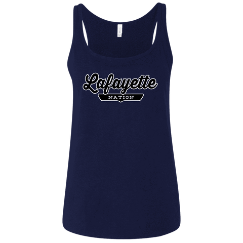 Lafayette Women's Tank Top - The Nation Clothing
