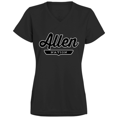 Allen Women's T-shirt - The Nation Clothing