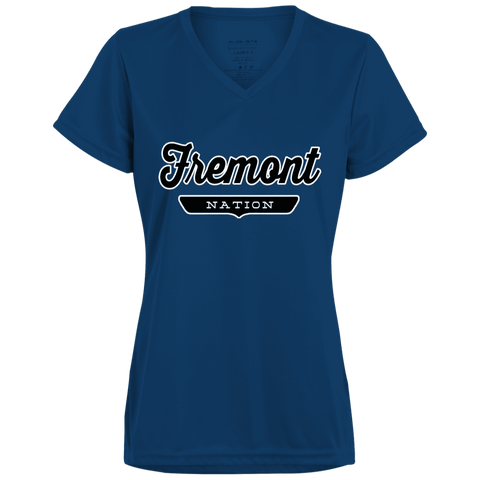 Fremont Women's T-shirt - The Nation Clothing
