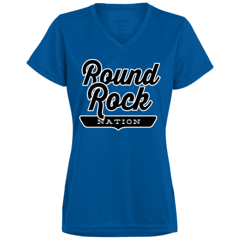Round Rock Women's T-shirt - The Nation Clothing