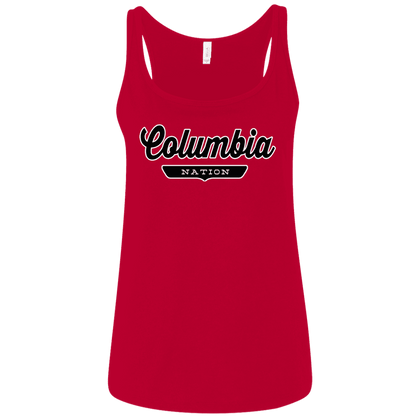 Columbia Women's Tank Top - The Nation Clothing