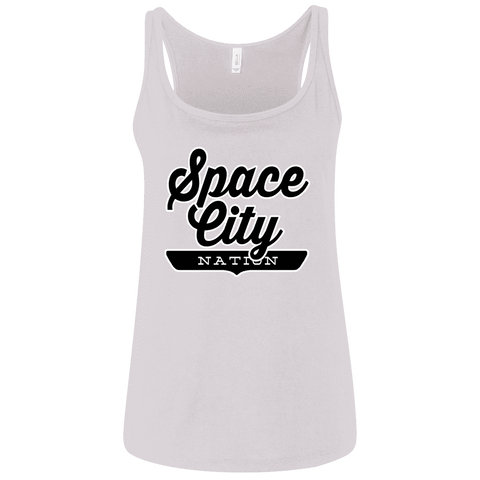 Space City Women's Tank Top - The Nation Clothing