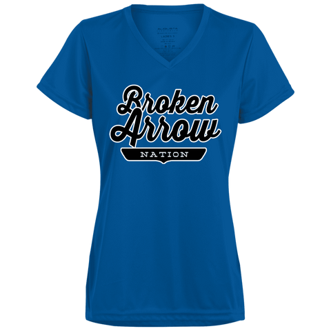 Broken Arrow Women's T-shirt - The Nation Clothing