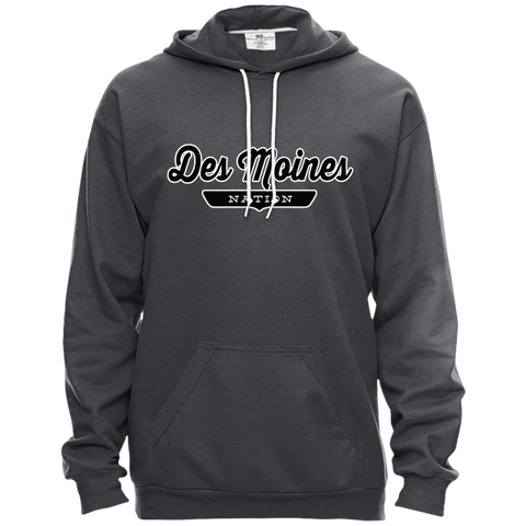 Des Moines Hoodie - The Nation Clothing