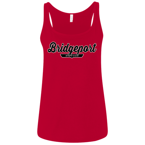 Bridgeport Women's Tank Top - The Nation Clothing