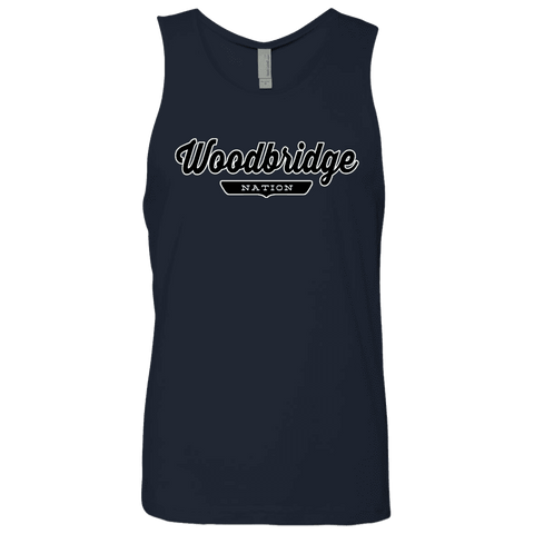 Woodbridge Tank Top - The Nation Clothing