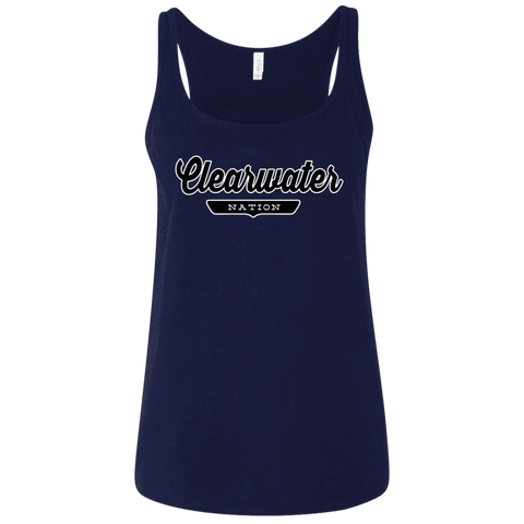 Clearwater Women's Tank Top - The Nation Clothing