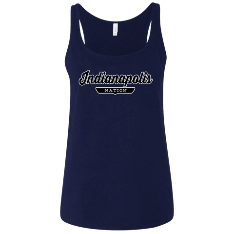 Indianapolis Women's Tank Top - The Nation Clothing