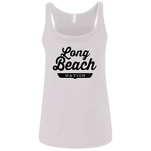 Long Beach Women's Tank Top - The Nation Clothing