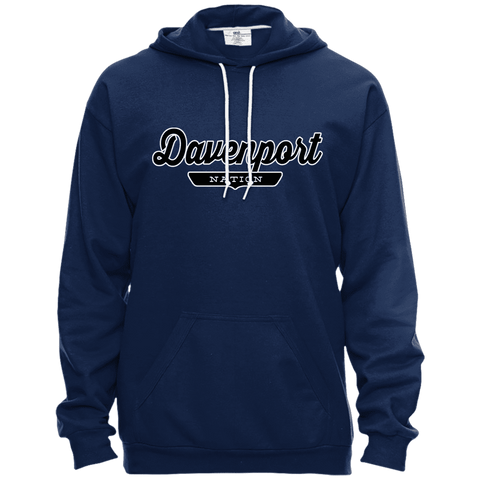 Davenport Hoodie - The Nation Clothing