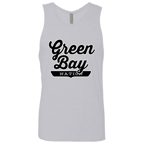 Green Bay Tank Top - The Nation Clothing
