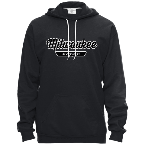 Milwaukee Hoodie - The Nation Clothing