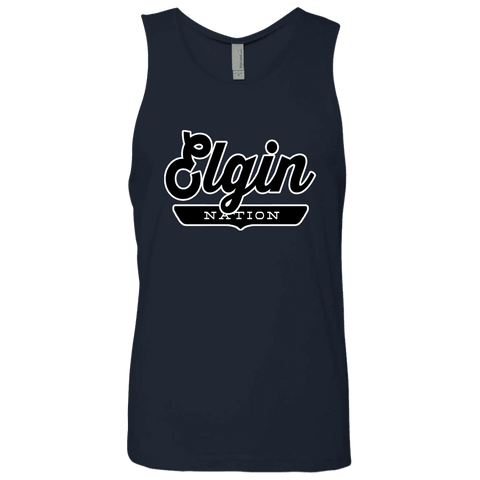 Elgin Tank Top - The Nation Clothing