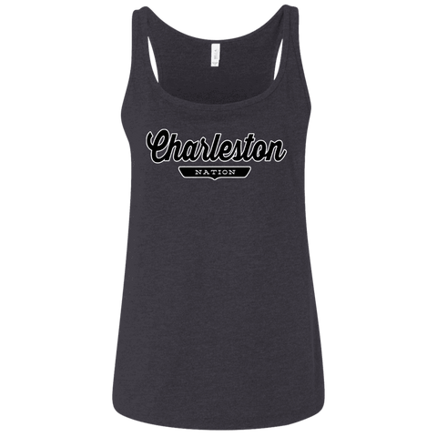 Charleston Women's Tank Top - The Nation Clothing
