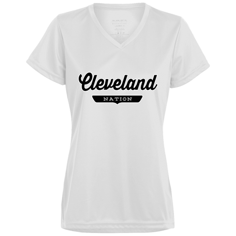 Cleveland Women's T-shirt - The Nation Clothing