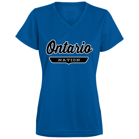 Ontario Women's T-shirt - The Nation Clothing