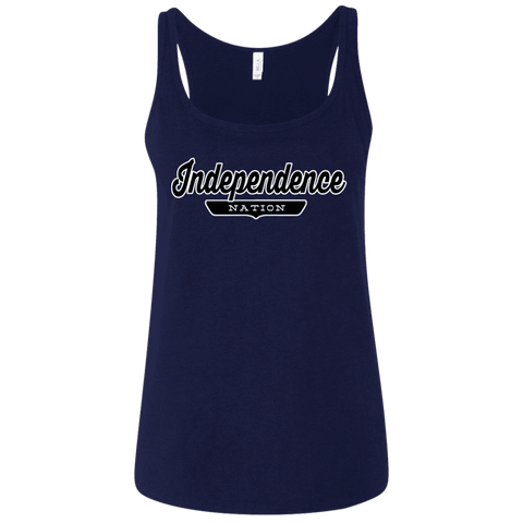 Independence Women's Tank Top - The Nation Clothing