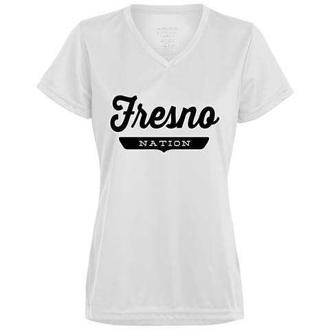 Fresno Women's T-shirt - The Nation Clothing