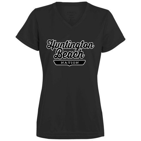 Huntington Beach Women's T-shirt - The Nation Clothing