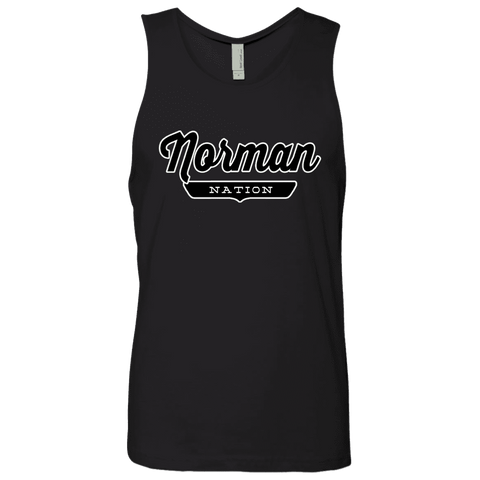 Norman Tank Top - The Nation Clothing