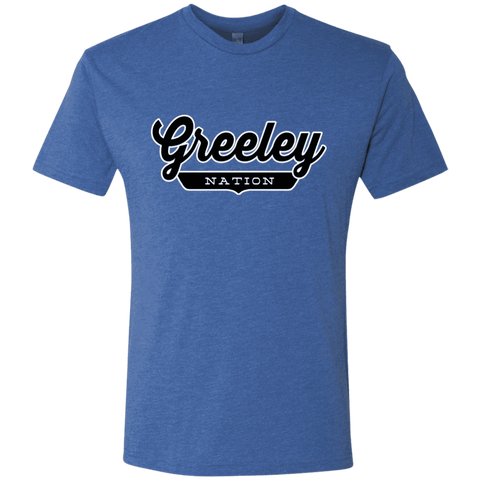 Greeley T-shirt - The Nation Clothing