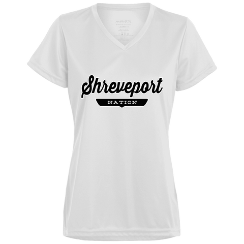Shreveport Women's T-shirt - The Nation Clothing