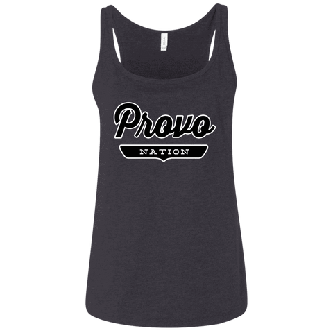 Provo Women's Tank Top - The Nation Clothing