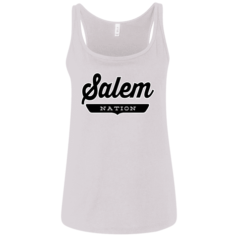Salem Women's Tank Top - The Nation Clothing