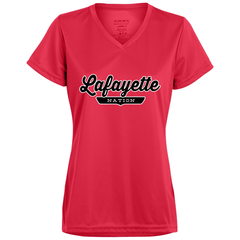 Lafayette Women's T-shirt - The Nation Clothing