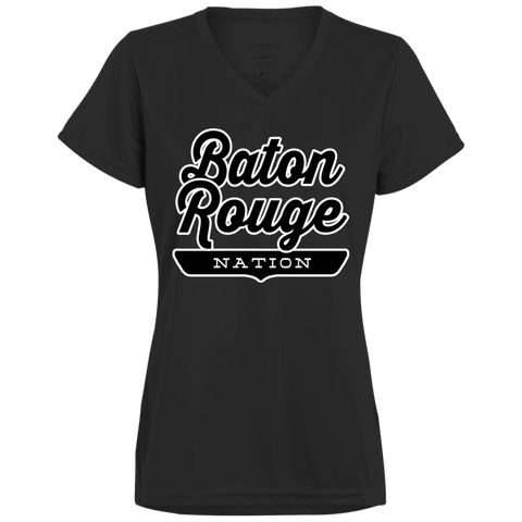 Baton Rouge Women's T-shirt - The Nation Clothing