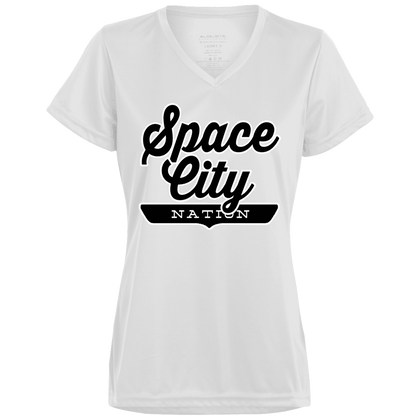Space City Women's T-shirt - The Nation Clothing