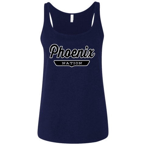 Phoenix Women's Tank Top - The Nation Clothing